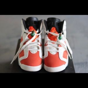 "Air Jordan 6 Retro ""Gatorade Like Mike"""